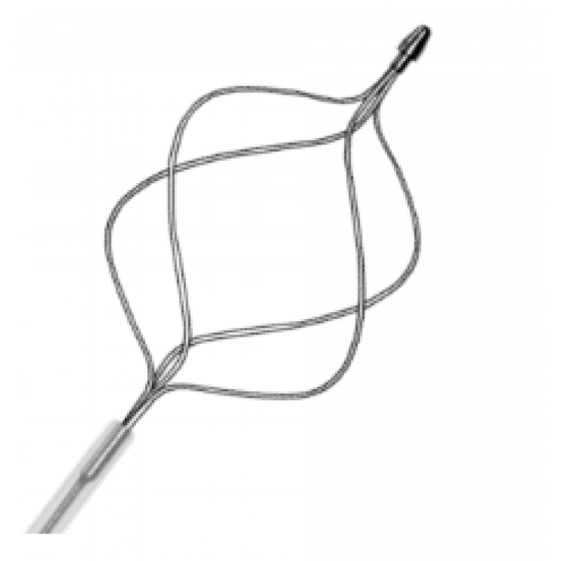 Extraction Basket, 4 monofilament wires, Dormia-type, Basket 40mm
