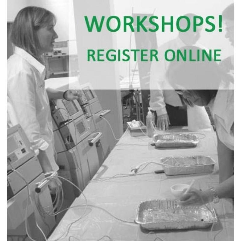 ENDOSCOPY NURSES Workshop for ERBE Equipment   AUCKLAND