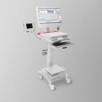 Cardiovit CS-200 Touch for stress testing ECG machine