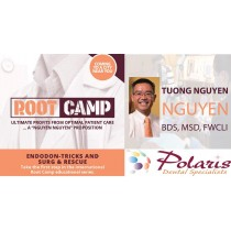 2-Day ROOT CAMP | Endodontic Training Course | 23 - 24 Aug 2019 | QUEENSTOWN