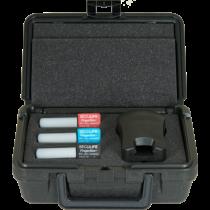 FingerSim Set, 3 FingerSims 80, 90 & 97 %, Carrying Case & User Manual