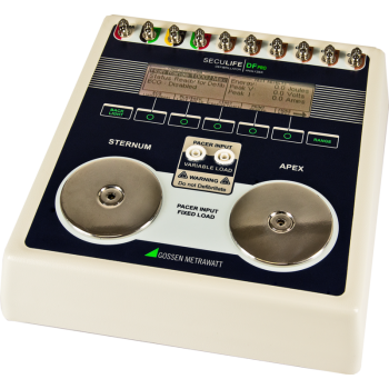 SECULIFE DF PRO, Defibrillator Analyzer incl. calibration certificate