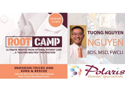 2-Day ROOT CAMP |  Endodontic Training Course | 2-3 Nov 2018 | Auckland