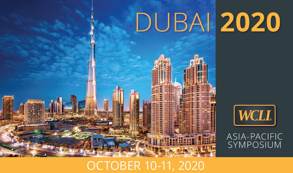 WCLI 2020 Asia-Pacific Symposium | DUBAI