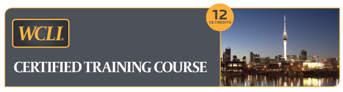 WCLI Certified Training Course (CTC) – AUCKLAND