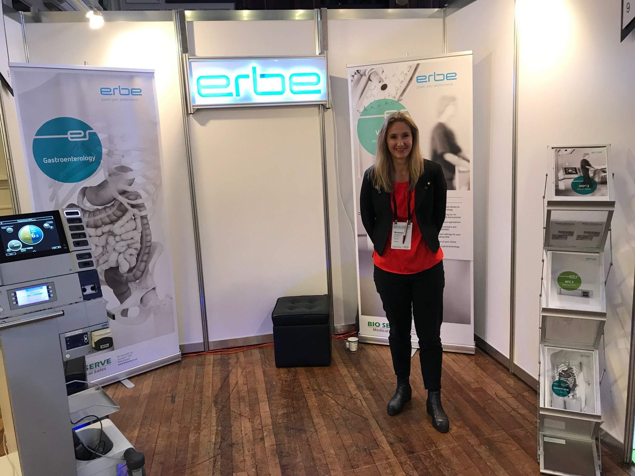 Gastroenterology Conference 2018.  Thank you for visiting our stand!