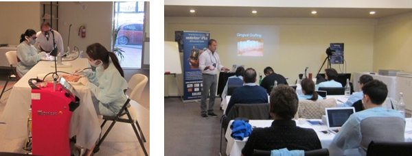 Another Successful Dentist Waterlase Training Day!