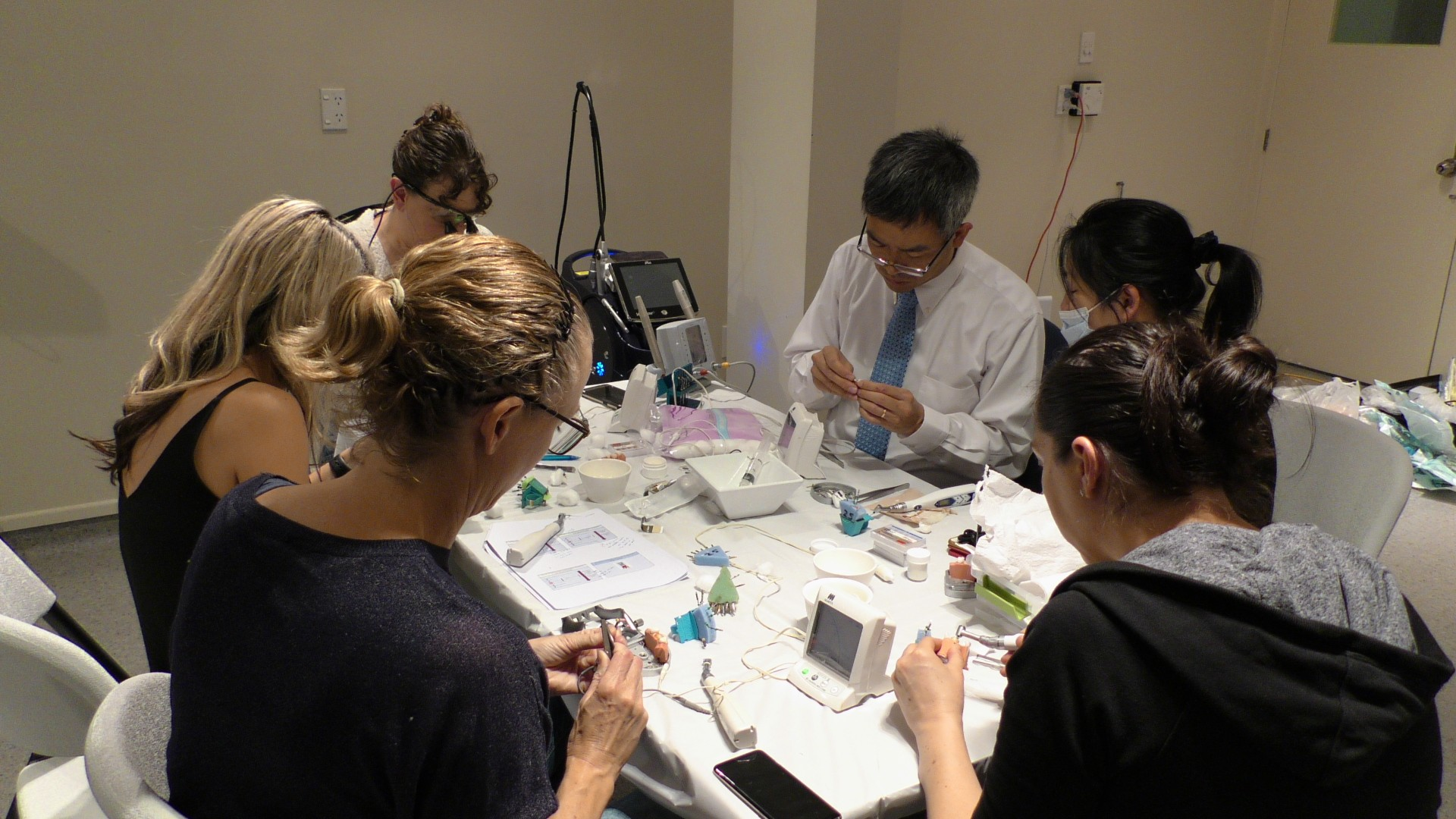 Another Successful Endodontic Training Course at Bio Serve!