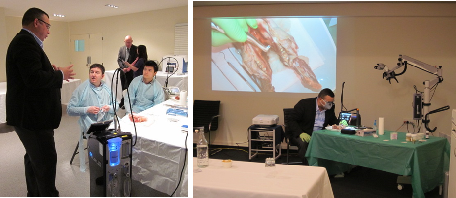 Another Successful Dental Laser Seminar at Bio Serve!